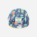 [모쿠요비]MOKUYOBI - 5 PANEL CAMP CAP (DREAMER) 캠프캡