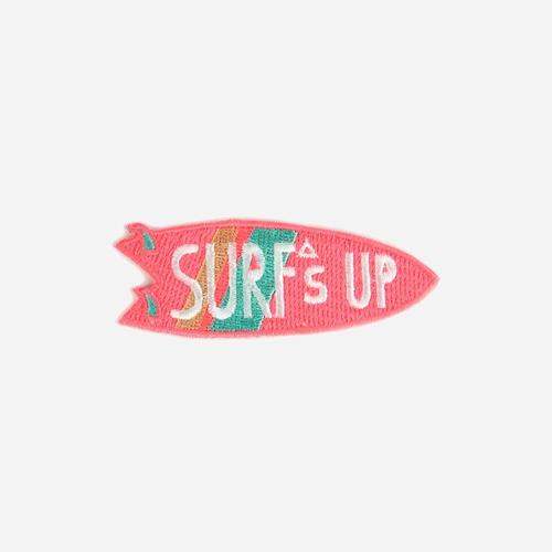 [모쿠요비]MOKUYOBI - IRON-ON PATCHES (SURFS UP) 패치