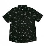 [폴러스터프]POLER STUFF - S/S Wheelie Shirt (Black Wheelie)