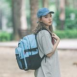[스타일플랜] STYLEPLAN VIBE BACK PACK (BLUE)  백팩 가방 바이브백 벙커백 벙커팩 데이백팩 메쉬백팩