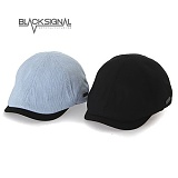 CAP10 - 성인 공용 블랙시그널 배색 헌팅캡 CT62UHC001