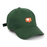 [슈퍼비젼]supervision - 1LOVE BALL CAP GREEN - [POP] 모자 볼캡 야구모자 캡모자