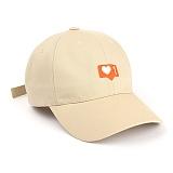 슈퍼비젼 - 1LOVE BALL CAP BEIGE - [POP] 모자 볼캡 야구모자