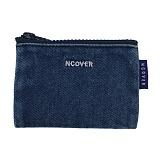 [앤커버] NCOVER - Denim coin purse_데님 동전 지갑