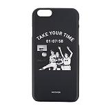 [앤커버] NCOVER - Take your time-Dark Navy Iphone case_핸드폰케이스 아이폰케이스