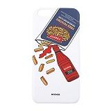 [앤커버] NCOVER - French Fries-White Iphone case_핸드폰케이스 아이폰케이스