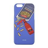 [앤커버] NCOVER - French Fries-Blue Iphone case_핸드폰케이스 아이폰케이스