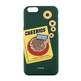 [앤커버] NCOVER - Cereal-green Iphone case_핸드폰케이스 아이폰케이스