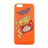 [앤커버] NCOVER - Cheese cracker-orange Iphone case_핸드폰케이스 아이폰케이스