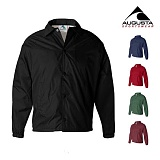 [어거스타스포츠웨어]AUGUSTASPORTSWEAR - Lined Nylon Coach Jacket 5 colors 코치자켓