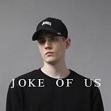 [조커버스/조크오브어스]Jokerbus/JokeOfUs - BALL CAP (Black) 볼캡 야구모자