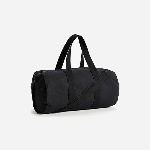 [로스코]ROTHCO - 19INCH CANVAS SHOUDER BAG (BLACK) 캔버스 숄더 더플백