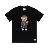STIGMA - COMPTON BEAR T-SHIRTS BLACK 반팔티셔츠 라운드넥
