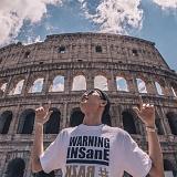 [라지크] RAZK - INSANE T-SHIRT (WHITE) 반팔 반팔티 티셔츠