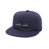 [라지크] RAZK - Creatif ballcap (NAVY) 볼캡 야구모자 캡모자 패널캡 모자