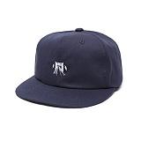 ★구매시 스티커 증정★[라지크] RAZK - RAZK Monster LOGO ballcap (NAVY) 볼캡 야구모자 캡모자 패널캡 모자