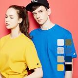 [언리미트]Unlimit - Base 1/2 Tee (AF-B007) 반팔 티셔츠