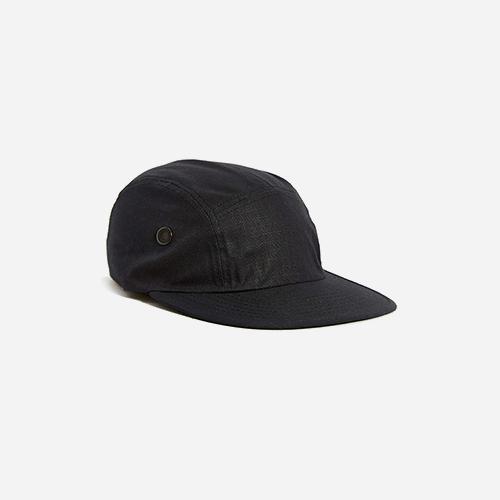 [로스코]ROTHCO 5-PANEL RIP-STOP STREET CAP BLACK 캠프캡