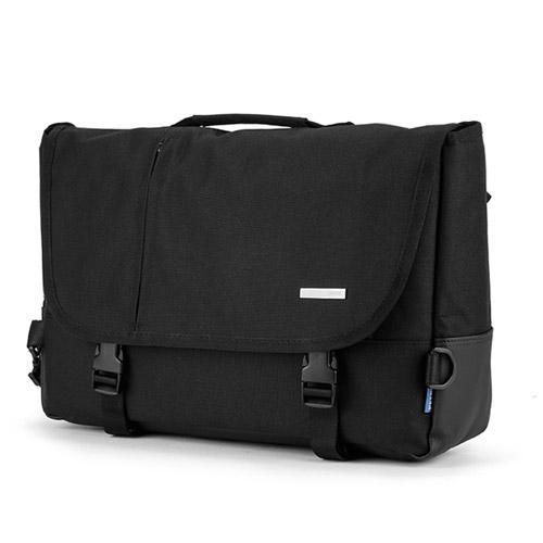[핍스] PEEPS movement messenger bag(black) 메신저백 메신져백 라이딩가방 가방