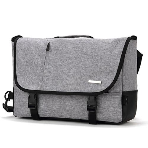 [핍스] PEEPS movement messenger bag(gray) 메신저백 메신져백 라이딩가방 가방