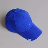 [러쉬오프]RUSH OFF - [UNISEX] TWO STICH  BALL CAP - BLUE / 투 스티치 볼캡 - 블루