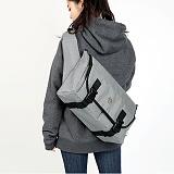 [디에즈] DIEZ - ABSOLUTE MESSENGER BAG / L.GRAY 메신저백 메신져백 가방 라이딩