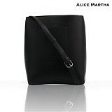 [앨리스마샤]ALICE MARTHA - 잭(Jack) Black_토트백_크로스백