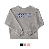[MONTANA] 몬타나 루즈핏 가오리맨투맨 [MTN15M-L010]