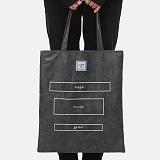 [제이아셀] JEASHER - BSB patch (BLACK) 에코백_에코백 가방