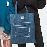 [제이아셀] JEASHER - BSB patch (BLUE) 에코백_에코백 가방