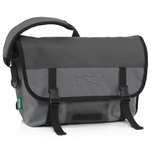 드라이부르크 - 아슬론(그레이) 메신저백 가방
