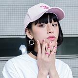 [캔리프] CANLEAP KEEP YOUR COOL BALL CAP 핑크 볼캡 모자 야구모자