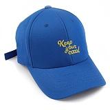 [캔리프] CANLEAP KEEP YOUR COOL BALL CAP 블루 볼캡 모자 야구모자