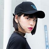 [캔리프] CANLEAP KEEP YOUR COOL BALL CAP 블랙 볼캡 모자 야구모자