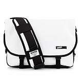 [핍스] PEEPS essential messenger bag(white) 메신저 메신져 메신저백 메신져백 가방