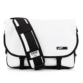 [핍스] PEEPS essential messenger bag(white) 에센셜 메신저 메신져 메신저백 메신져백 가방