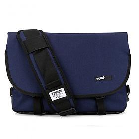 [핍스] PEEPS essential messenger bag(navy) 에센셜 메신저 메신져 메신저백 메신져백 가방