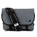 [핍스] PEEPS essential messenger bag(charcoal) 메신저 메신져 메신저백 메신져백 가방