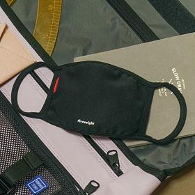 [에이비로드] ABROAD - AB Dust Mask (black) 마스크