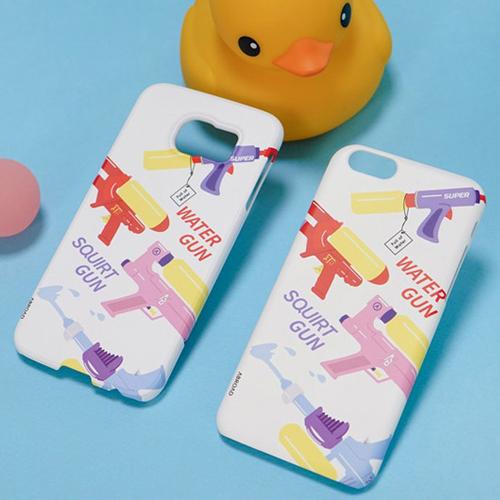 [에이비로드] ABROAD - Water Gun Phone case 아이폰6 아이폰6s 갤럭시 6 핸드폰케이스 휴대폰케이스