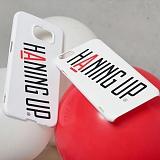 [에이비로드] ABROAD - Haning Up Phone case 아이폰6 아이폰6s 갤럭시 6 핸드폰케이스 휴대폰케이스