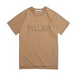 [어나더프레임] ANOTHER FRAME - IN FRAME T-SHIRT (BEIGE) 반팔티 반팔 티셔츠