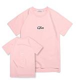 [어나더프레임] ANOTHER FRAME - GLEE OF HOW T-SHIRT (PINK) 반팔티 반팔 티셔츠