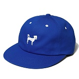 [위티나트]WxA - SNAPDOG 6-Panel CAP (blue) 볼캡 모자 야구모자 패널캡 캡모자