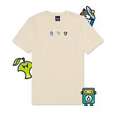 [오리수] ORISUE T-shirts Machine 반팔티셔츠