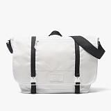 [피스메이커]PIECE MAKER - [착한가방] PIECE CORDURA MESSENGER BAG (WHITE/BLACK) 피스 코듀라 메신저백 메신져백