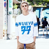 [누에보] NUEVO T-SHIRTS 티셔츠 NST-6120 반팔티