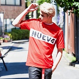 [누에보] NUEVO T-SHIRTS 티셔츠 NST-6121 반팔티
