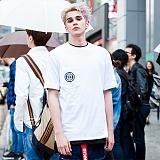 [누에보] NUEVO T-SHIRTS 신상 티셔츠 NST-6125 반팔티