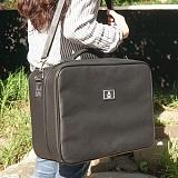 [에이비로드] ABROAD - [PREMIUM]Smart Carryon Bag (black) 캐리온백 캐리백 여행가방 토트백 보스턴백 트렁크